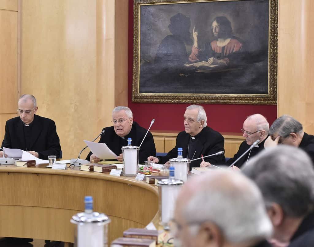 consiglio episcopale permanente vescovi