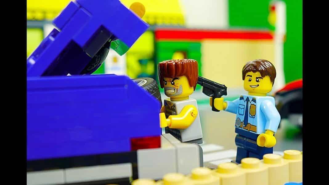 Lego , banda di ladri