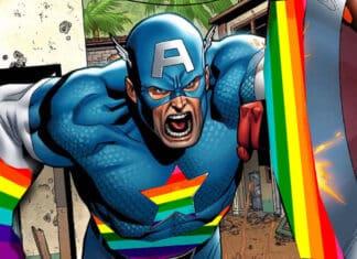Capitan America Marvel Lgbt