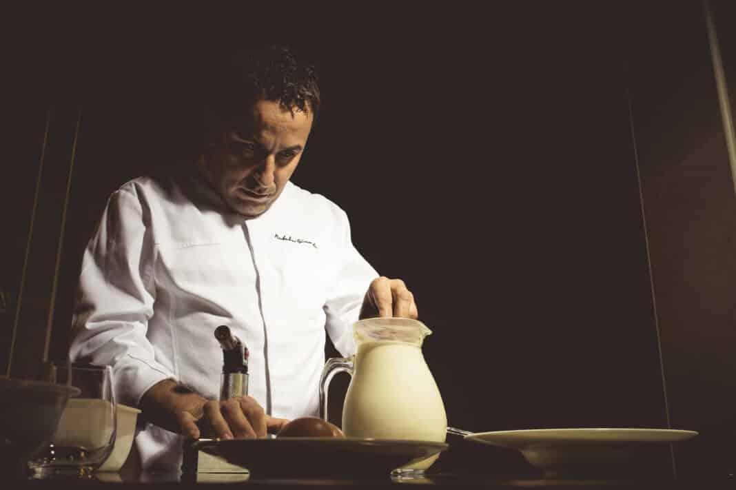 chef Natale Giunta, Palermo