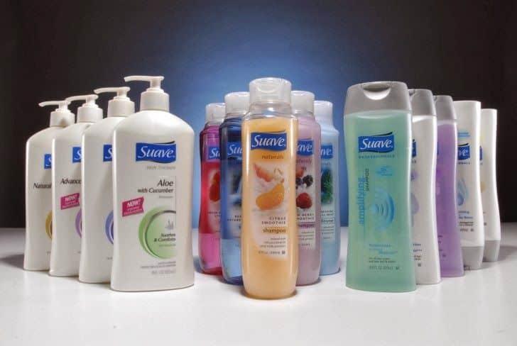 shampoo unilever normale