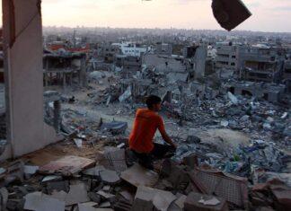 israele, gaza