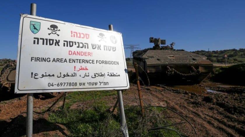 israele, basi segrete