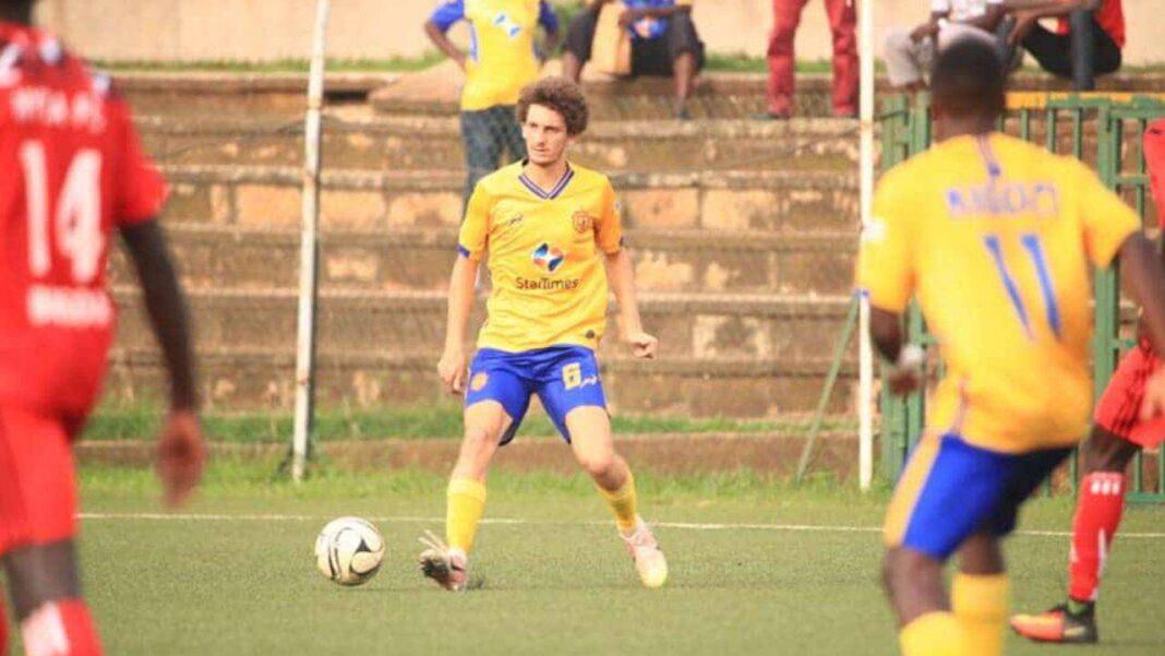 uganda, calciatore italiano