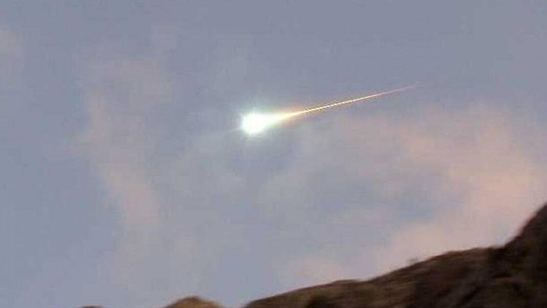 Molise meteorite