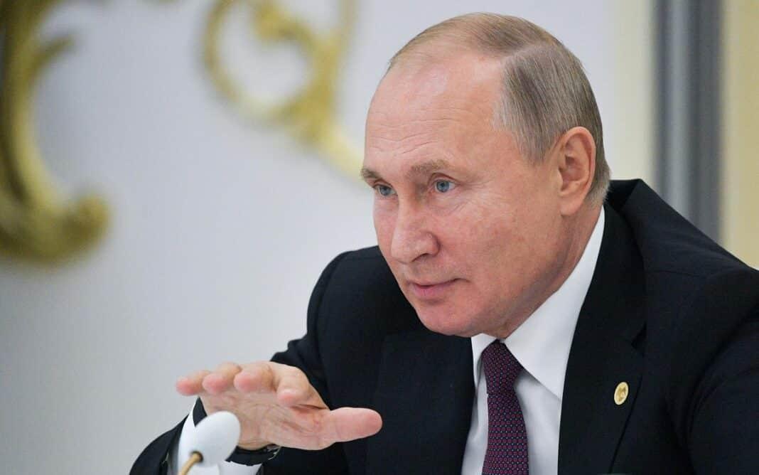 Putin, Sputnik