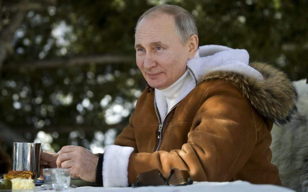 Putin, presidente