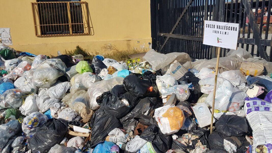 Reggio Calabria, rifiuti