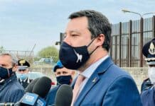 salvini lockdown