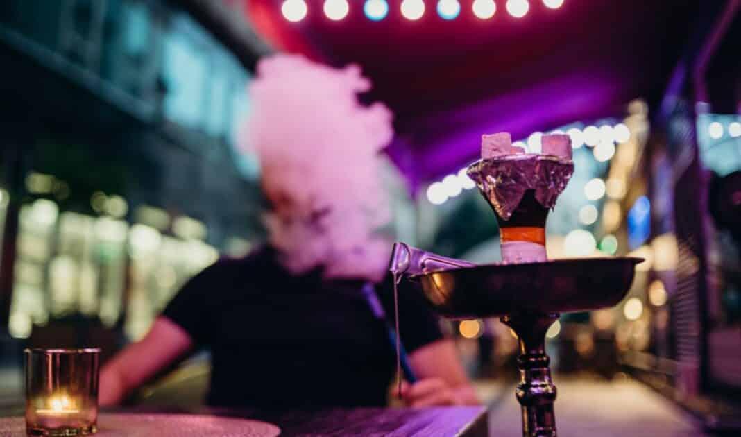 shisha bar, covid