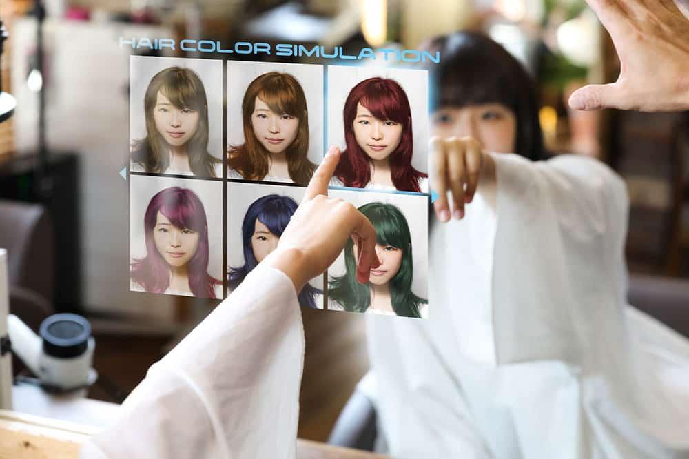 Amazon parrucchiere