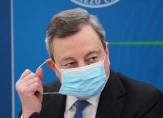Draghi, ipotesi pass