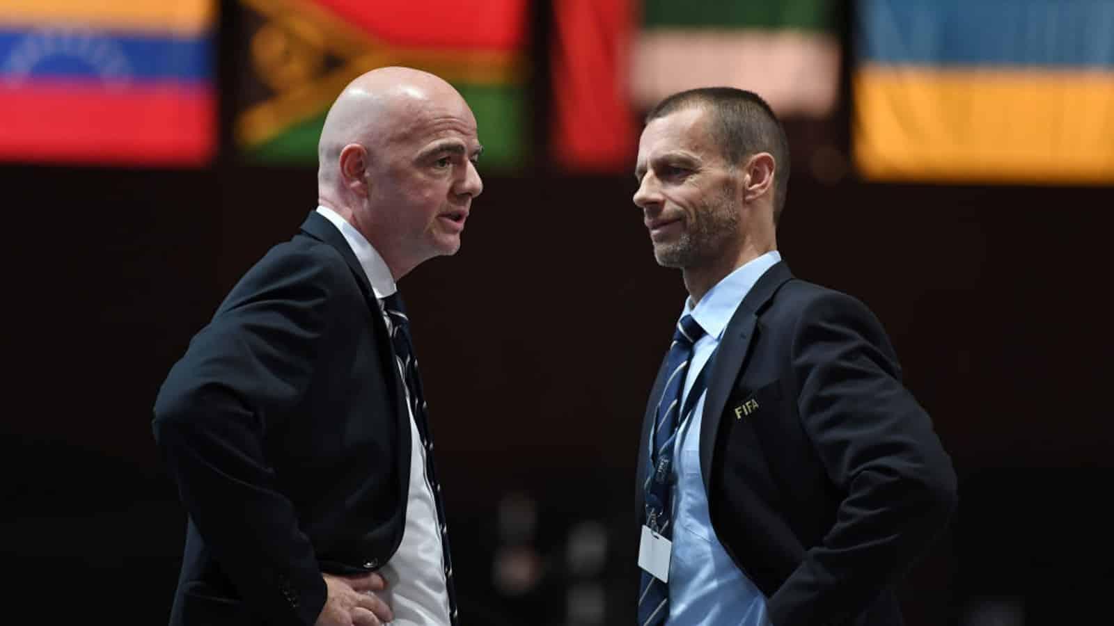 La Superlega era una porcata. Ma Uefa e Fifa rimangono il male di un calcio agonizzante