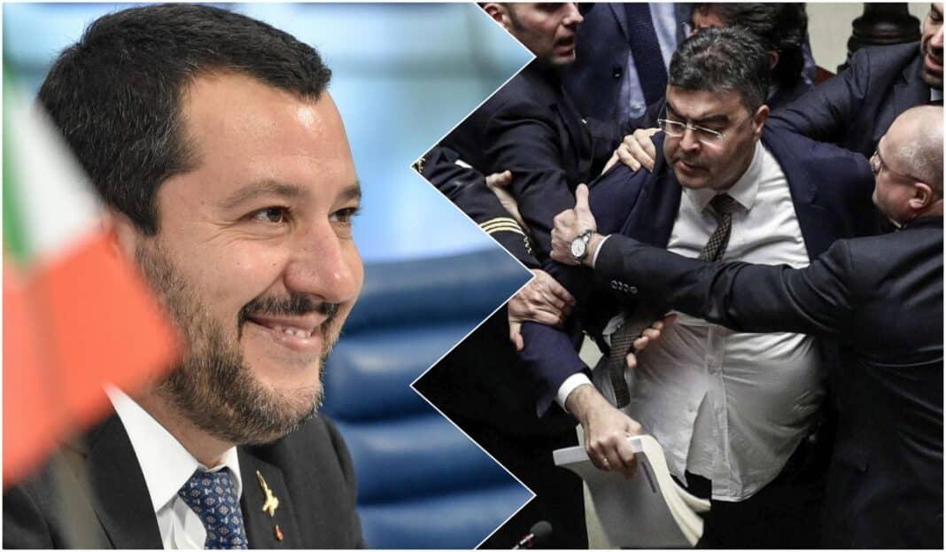 Salvini 25 aprile