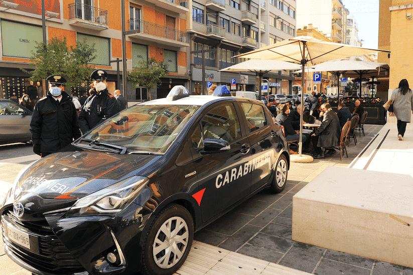 carabinieri polizia