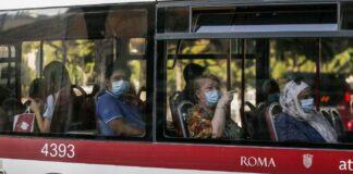 autobus distanza tunisino