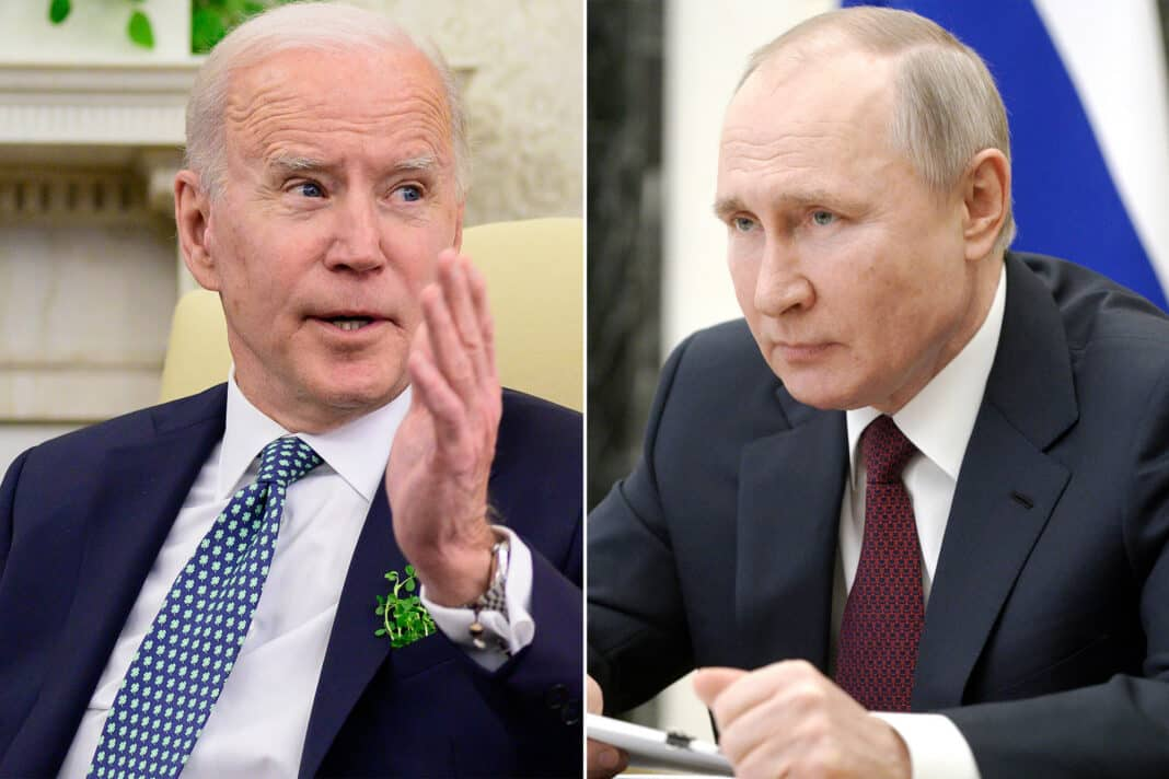 sanzioni alla Russia, Biden
