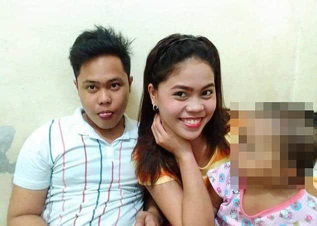 coprifuoco squat Filippine