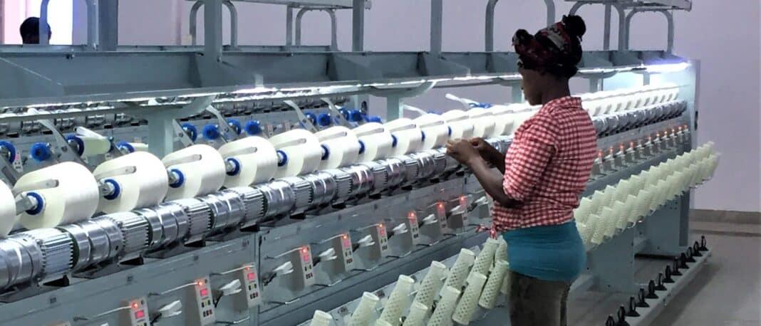 parco industriale etiopia