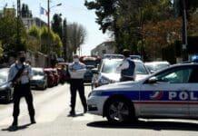 francia, poliziotta