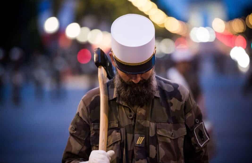 generali francesi, francia
