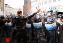 proteste, governo Draghi