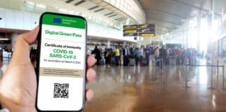 green pass, certificato
