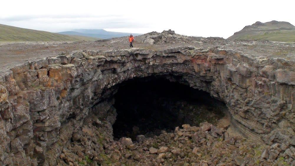 grotta Islanda