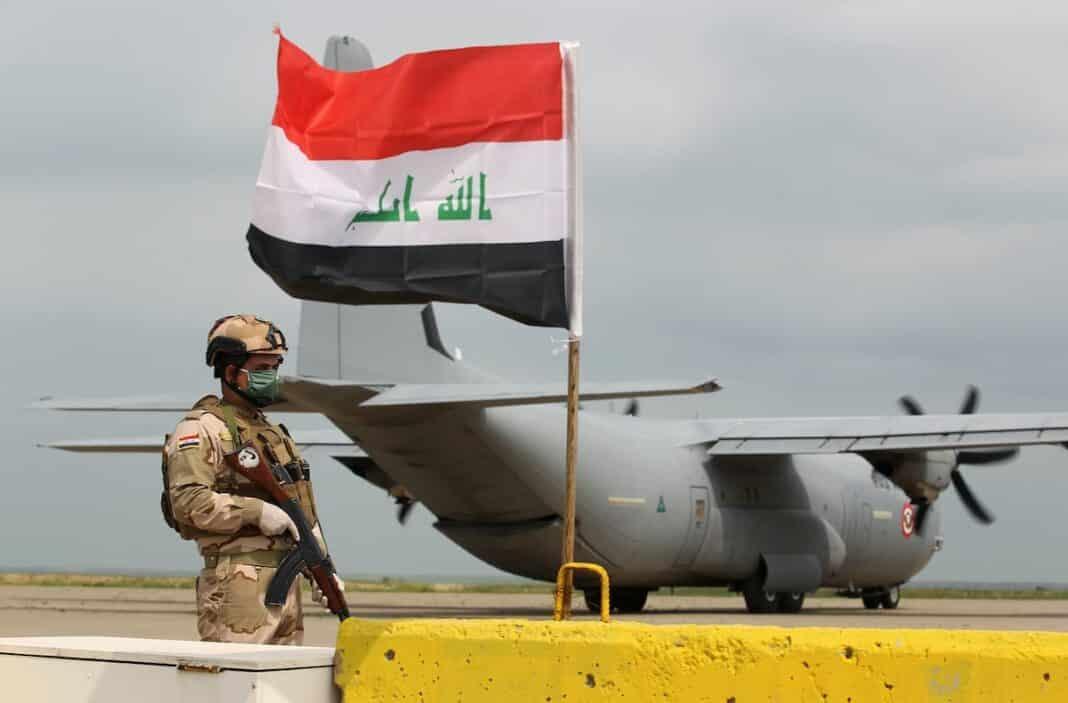 iraq, milizie