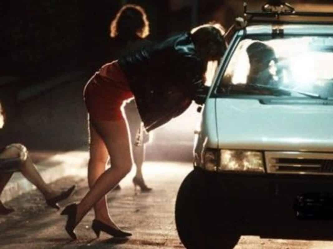 prostitute, covid