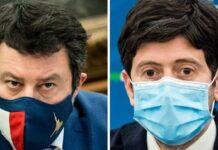 salvini speranza pandemia