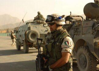 soldati italiani, afghanistan