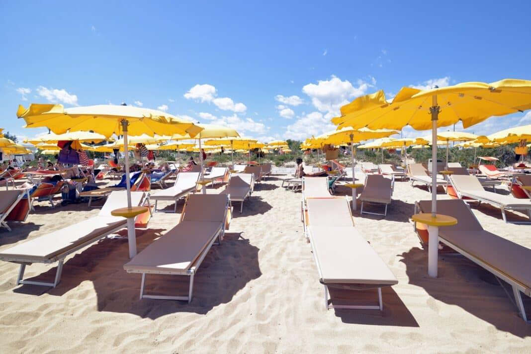turismo, spiaggia