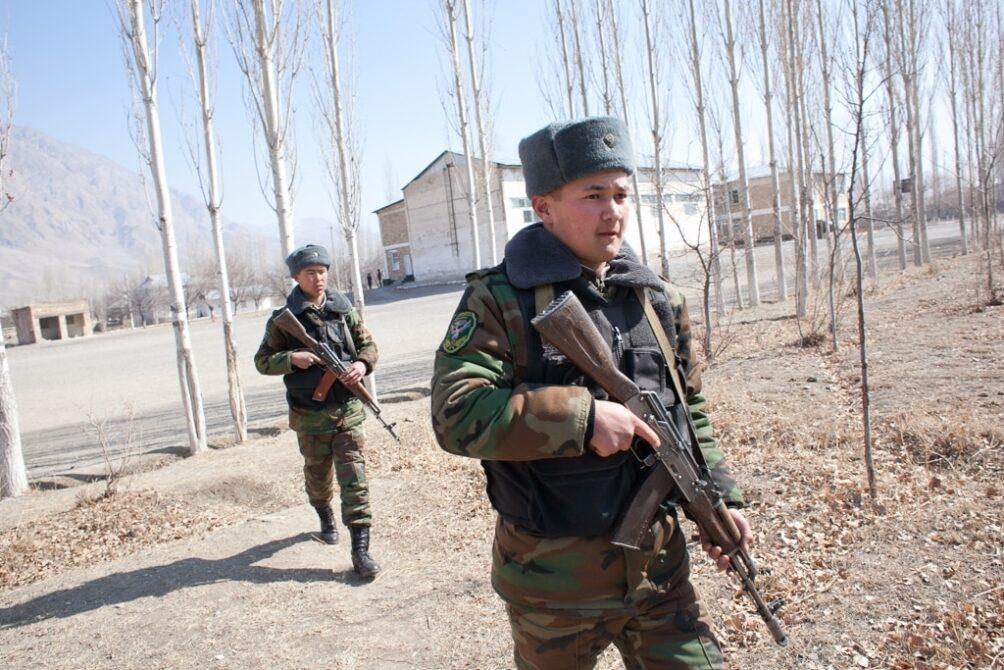 tagikistan kirghizistan