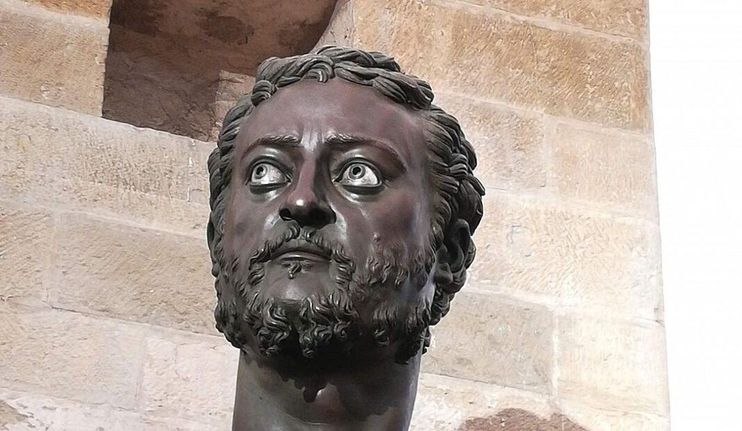 Cosimo de Medici restauro