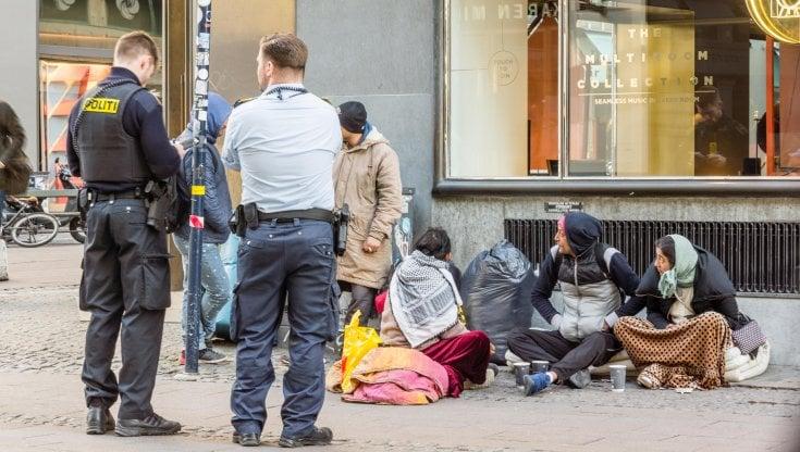 Danimarca. immigrazione