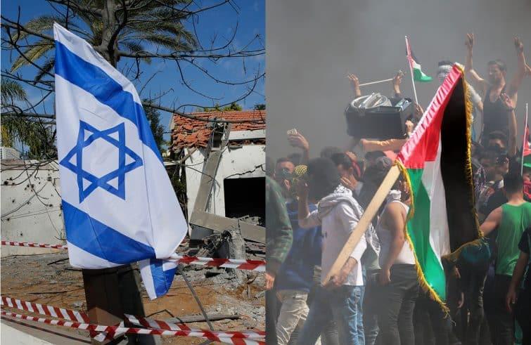 terra santa israele palestina