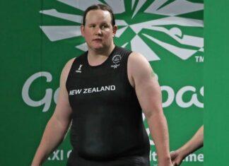 Olimpiadi, trans nuova zelanda