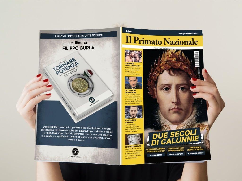 Napoleone Primato Nazionale