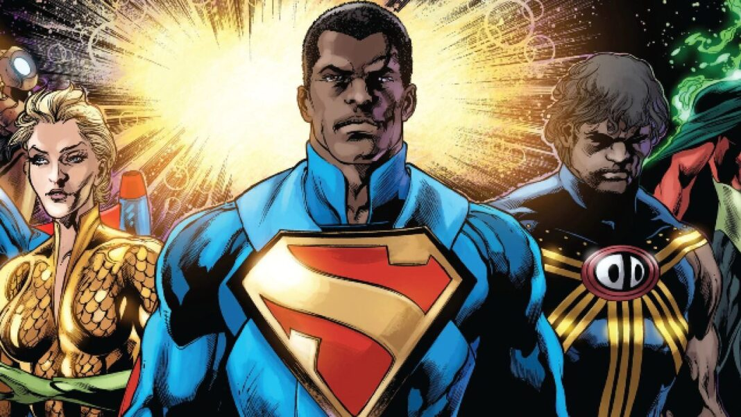 superman nero