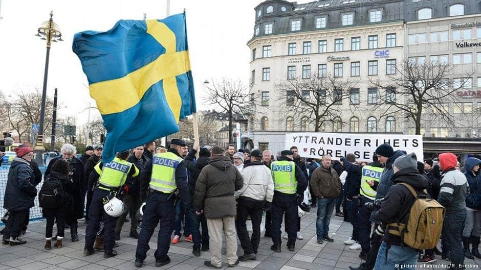 democratici svedesi immigrazione