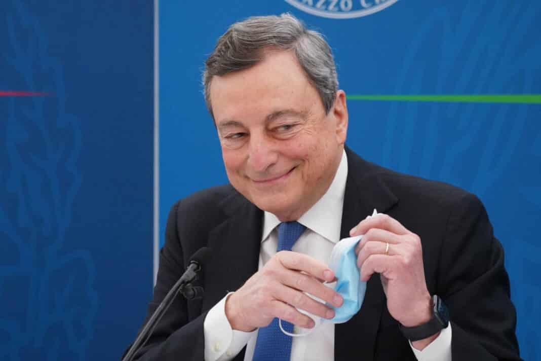 Draghi, guadagno