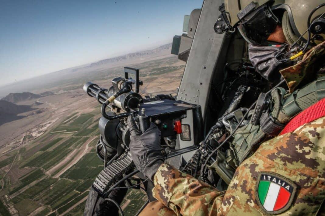 estonia, esercito italiano