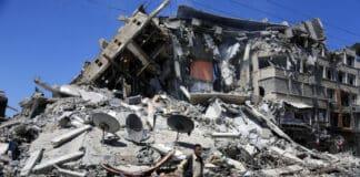 gaza, distruzione
