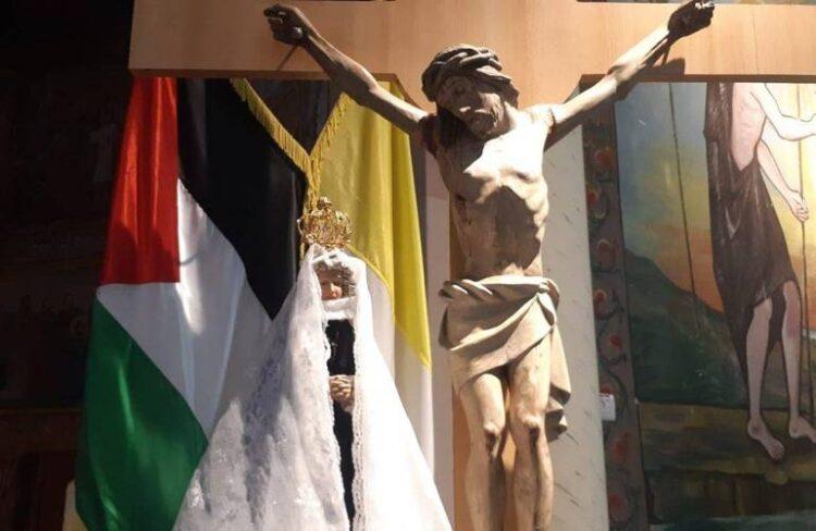 gaza, cristiani