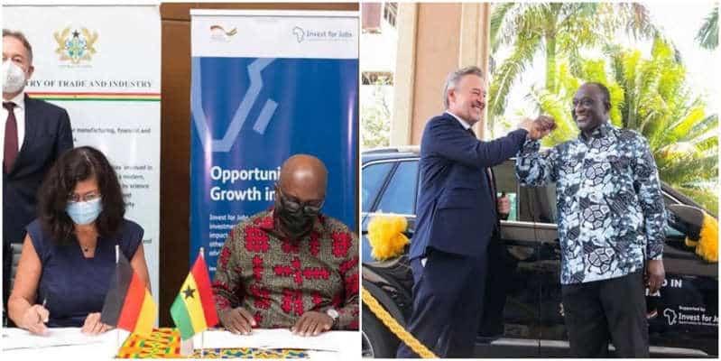 investimenti esteri ghana