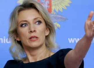 Maria Zakharova, Putin
