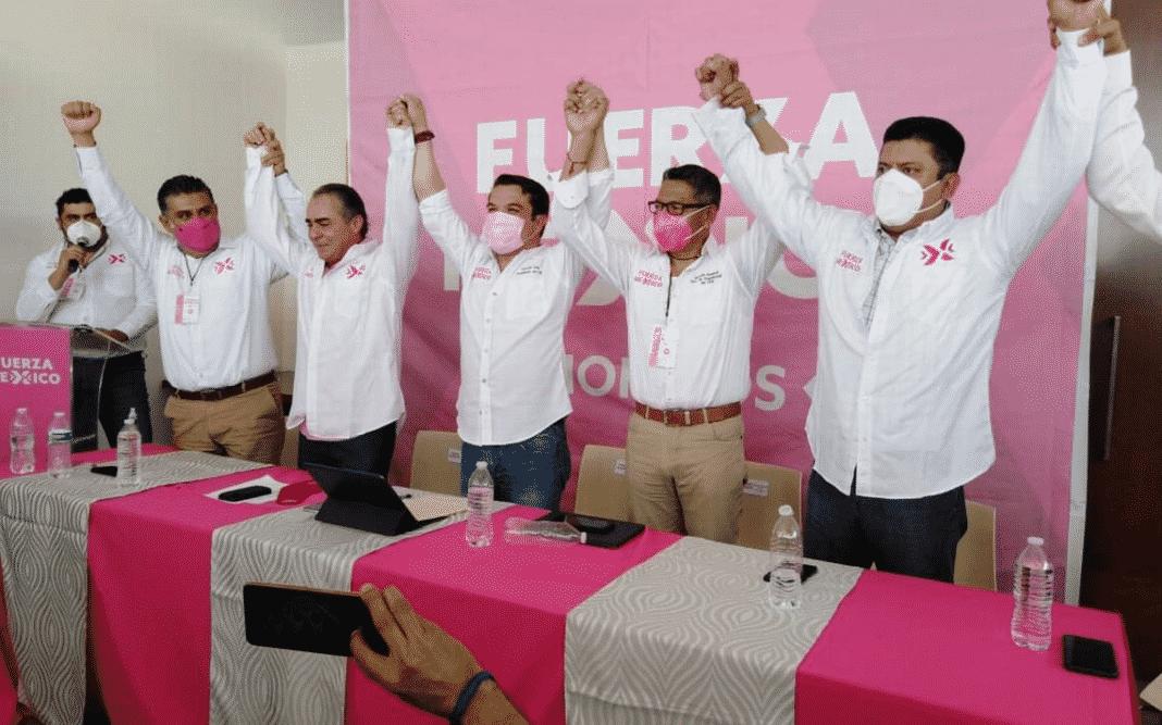 Messico candidati