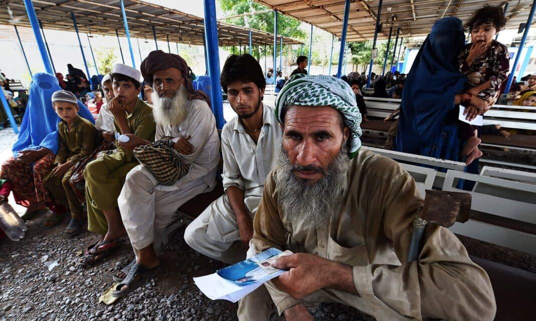 immigrato afgano