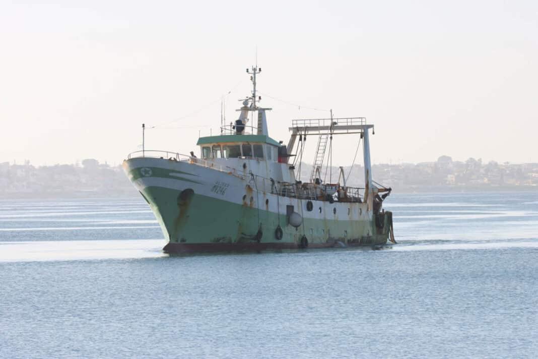 peschereccio italiano, turchia